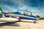 "MM54517 - Italy - Air Force ""Frecce Tricolori"" Aermacchi MB-339-A/PAN aircraft"