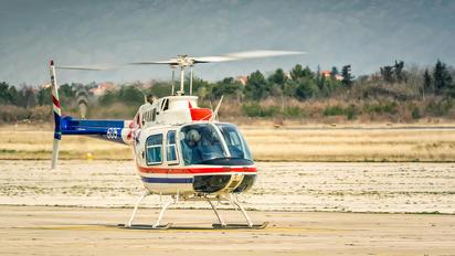 605 - Croatia - Air Force Bell 206B Jetranger III