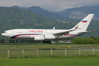 RA-96019 - Rossiya Special Flight Detachment Ilyushin Il-96