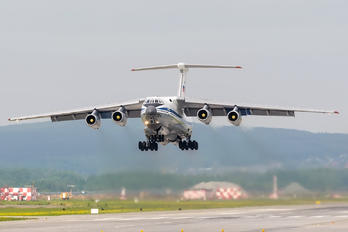RF-78778 - Russia - Air Force Ilyushin Il-76 (all models)