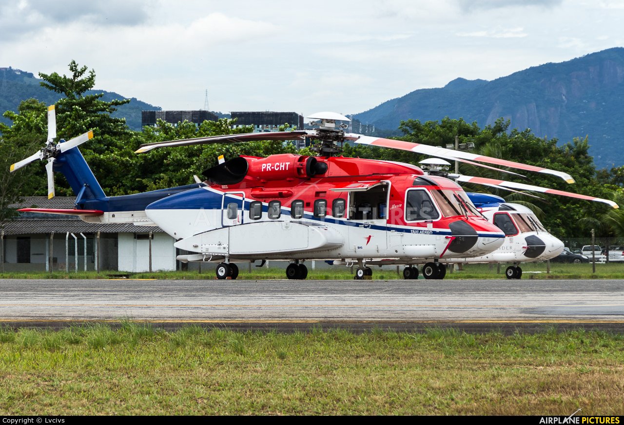 BHS Táxi Aéreo PR-CHT aircraft at Rio de Janeiro/Jacarepagua - Roberto Marinho