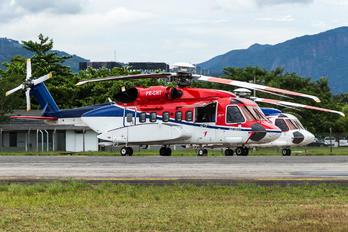 PR-CHT - BHS Táxi Aéreo Sikorsky S-92