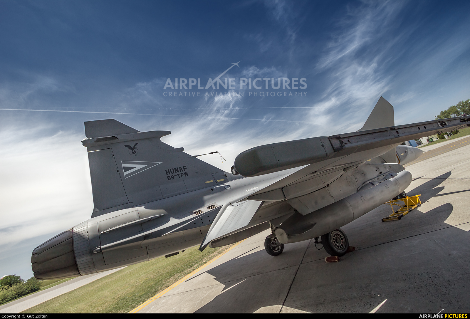 Hungary - Air Force 30 aircraft at Kecskemét