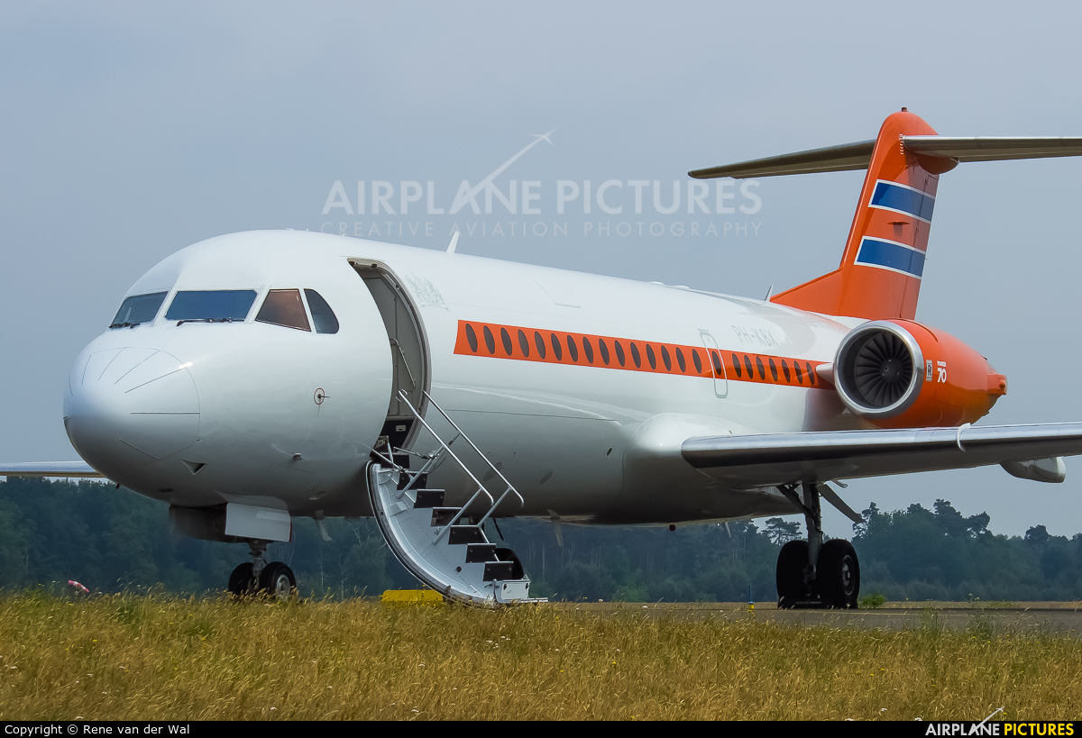 Netherlands - Government PH-KBX aircraft at Bergen op Zoom - Woensdrecht