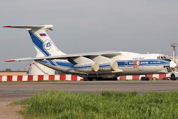 RA-76591 - Volga Dnepr Airlines Ilyushin Il-76 (all models)