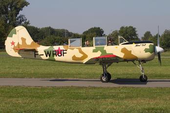 F-WRUF - Private Yakovlev Yak-52