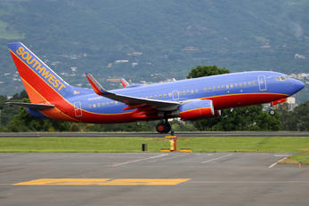 N492WN - Southwest Airlines Boeing 737-700