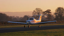 G-OFFS - Private Piper PA-38 Tomahawk aircraft