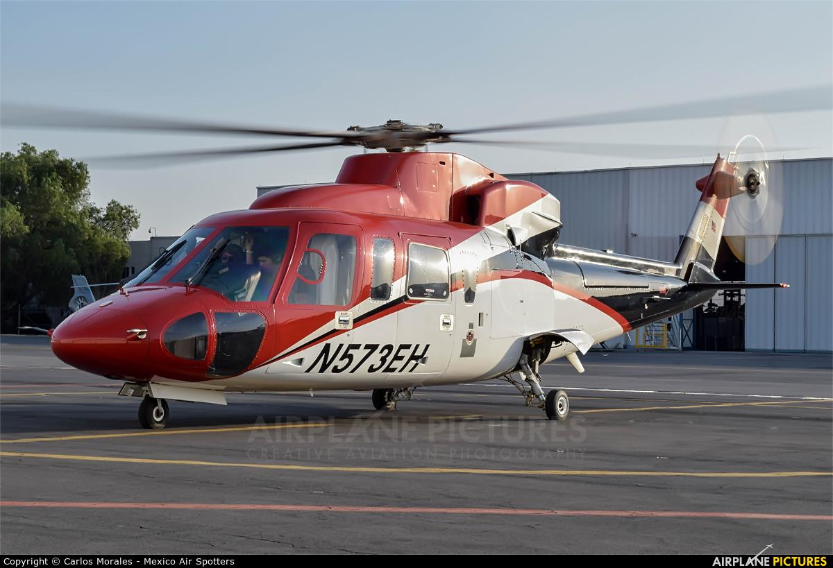 Private N573EH aircraft at Mexico City - Licenciado Benito Juarez Intl