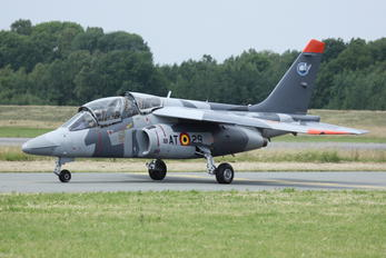 AT-29 - Belgium - Air Force Dassault - Dornier Alpha Jet E