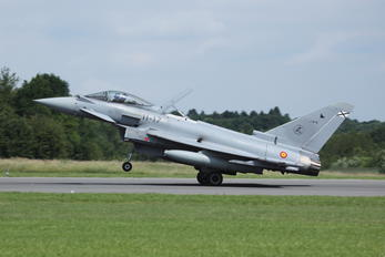 C-16-51 - Spain - Air Force Eurofighter Typhoon