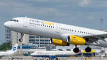 EC-MMH - Vueling Airlines Airbus A321 aircraft