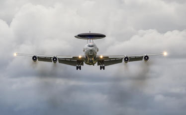 LX-N9045 - NATO Boeing E-3A Sentry