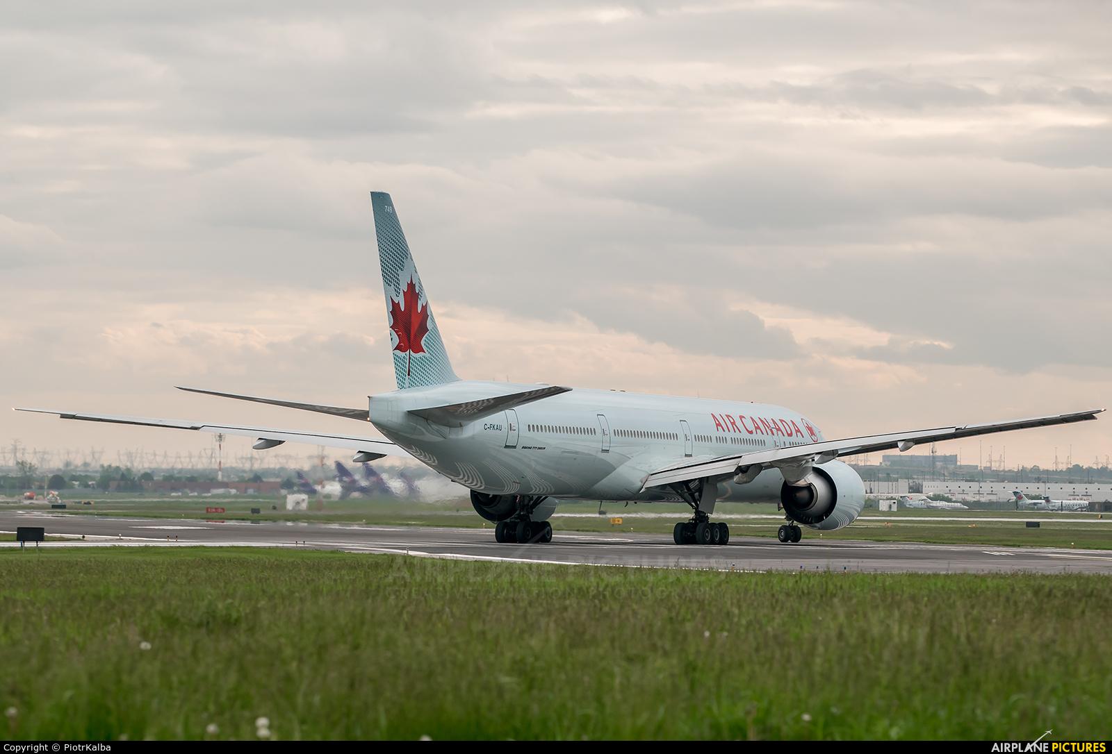 Air Canada C-FKAU aircraft at Toronto - Pearson Intl, ON