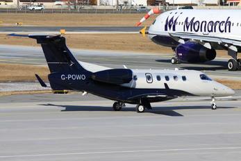 G-POWO - Titan Airways Embraer EMB-505 Phenom 300