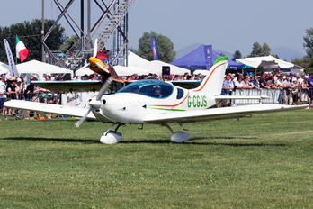 G-CGJS - Private Czech Sport Aircraft Sportcruiser