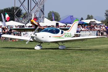 G-CGJS - Private Czech Sport Aircraft Sportcruiser