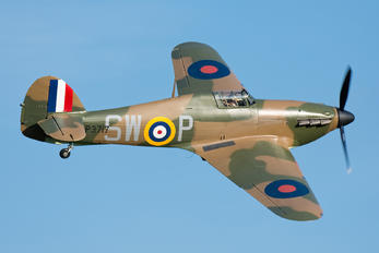 G-HITT - Flying Legends Hawker Hurricane I