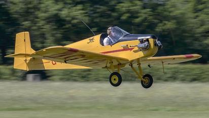 G-ARBZ - Private Druine D.31 Turbulent