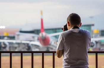 - - - Aviation Glamour - Airport Overview - Photography Location