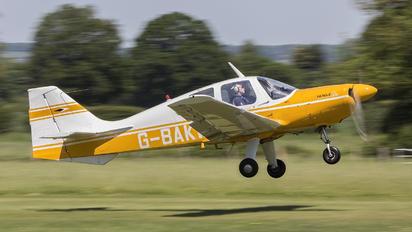 G-BAKW - Private Beagle B121 Pup