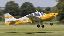 G-BAKW - Private Beagle B121 Pup aircraft