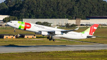 CS-TOC - TAP Portugal Airbus A340-300 aircraft