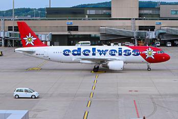 HB-IHX - Edelweiss Airbus A320
