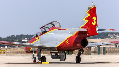 E.25-52 - Spain - Air Force : Patrulla Aguila Casa C-101EB Aviojet
