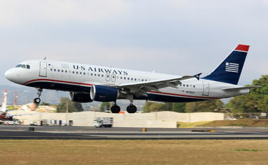 N119US - US Airways Airbus A320