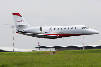 N637SV - Private Cessna 680 Sovereign