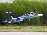 71 BLUE - Russia - Navy Sukhoi Su-30SM aircraft