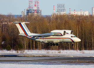 RF-72924 - Russia - Ministry of Internal Affairs Antonov An-72