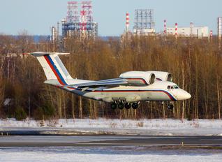 RF-72924 - Russia - Ministry of Internal Affairs Antonov An-72