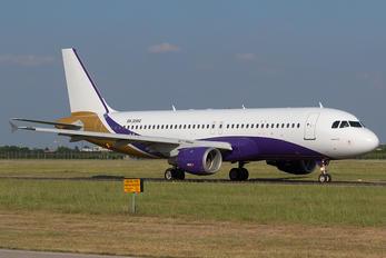 EK32002 - FlyOne Airbus A320