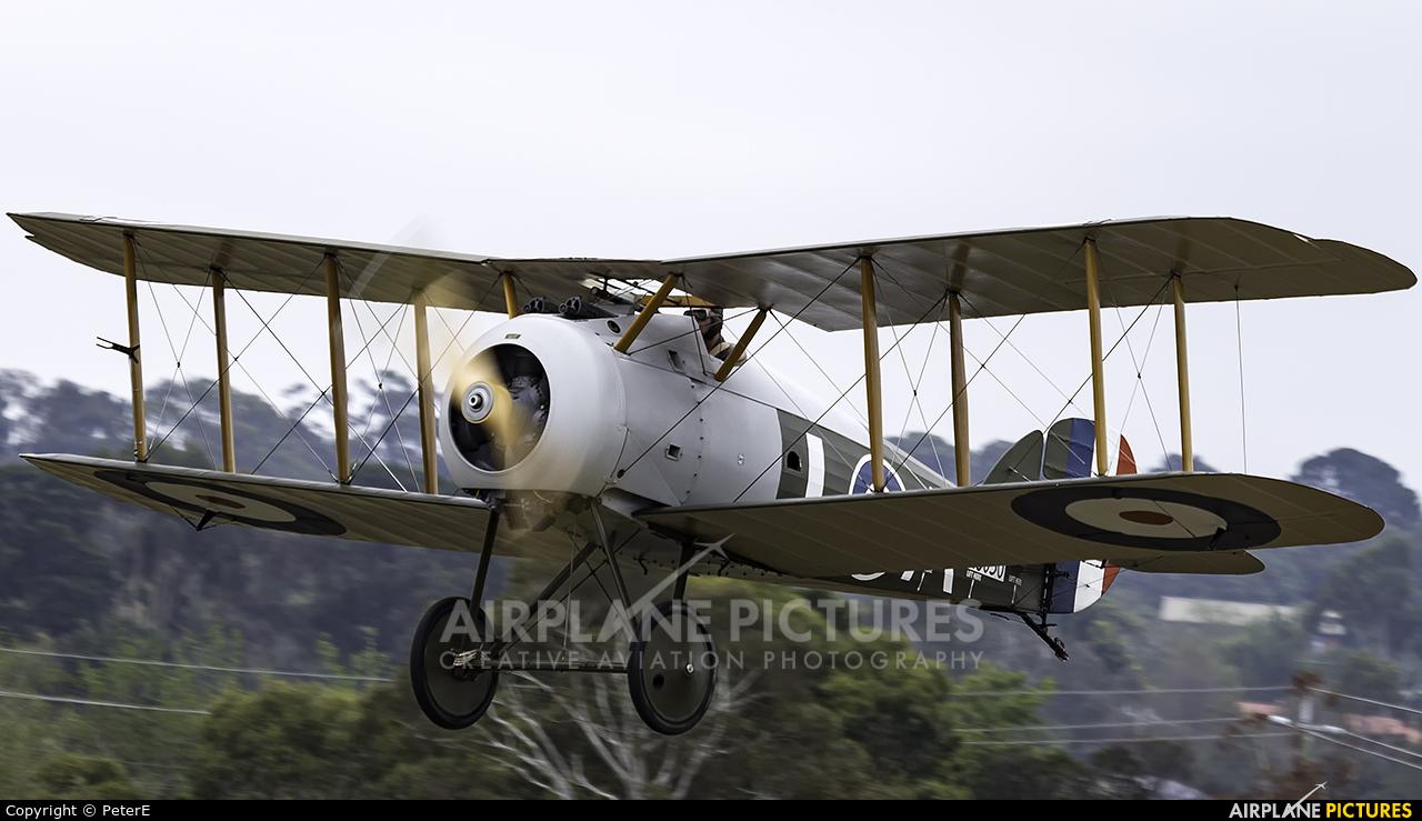 Private VH-SNP aircraft at Tyabb, VIC