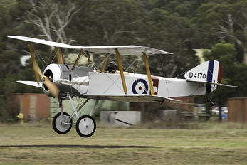 VH-PSP - Private Sopwith Pup