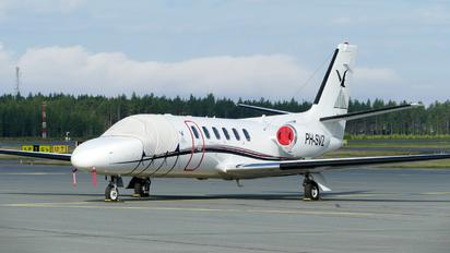 PH-SVZ -  Cessna 550 Citation II