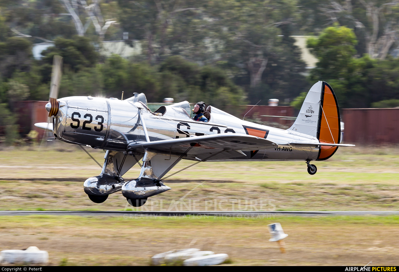 Private VH-AWG aircraft at Tyabb, VIC