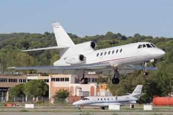 F-GXTM - Private Dassault Falcon 50