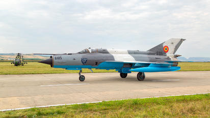 6105 - Romania - Air Force Mikoyan-Gurevich MiG-21 LanceR C