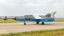 6105 - Romania - Air Force Mikoyan-Gurevich MiG-21 LanceR C aircraft