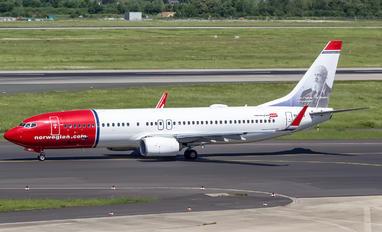 EI-GBG - Norwegian Air International Boeing 737-800