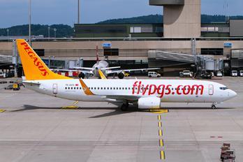 TC-AAS - Pegasus Boeing 737-800