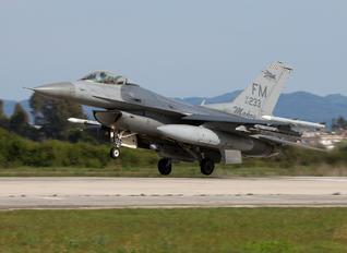 87-0233 - USA - Air Force AFRC General Dynamics F-16C Fighting Falcon