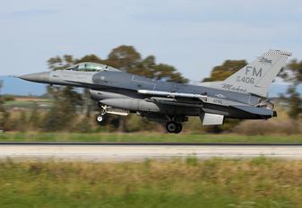 88-0406 - USA - Air Force AFRC General Dynamics F-16C Fighting Falcon
