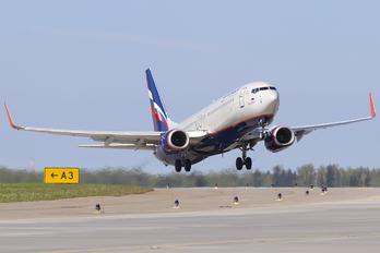 VQ-BWC - Aeroflot Boeing 737-800