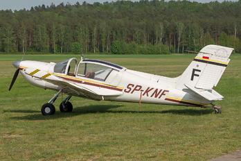 SP-KNF - Aeroklub Nadwislanski Socata Rallye 235E