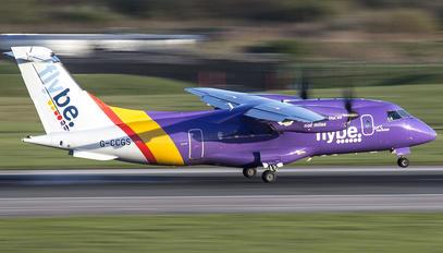 G-CCGS - FlyBe - Loganair Dornier Do.328