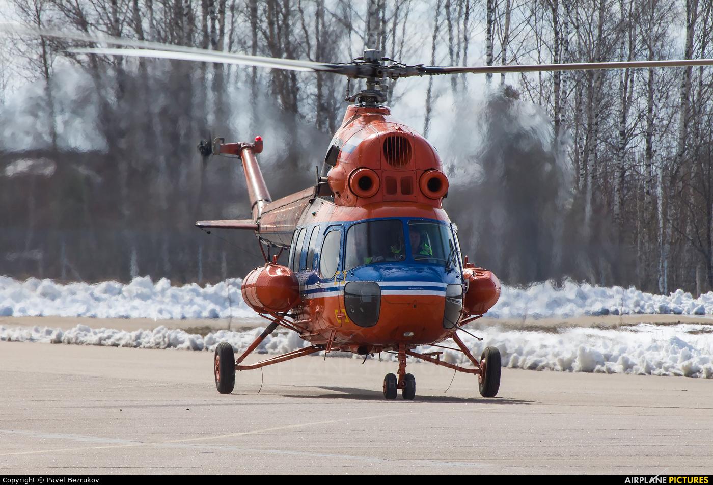 Private RA-14273 aircraft at Ivanovo - South